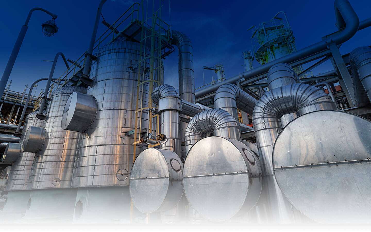 Complete solutions for processing of liquids